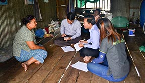 THE SURVEY ON FISHERIES, FISH MARKET AND GENDER IN MYANMAR